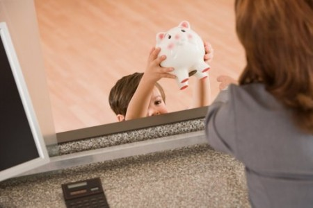 Why kids′ bank accounts are important