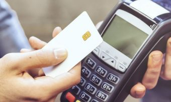 The average cost of transactions