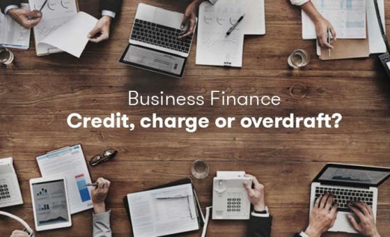 Business-finance-credit-cards-charge-cards-loans-or-overdrafts