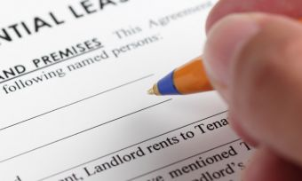 Rental lease agreement