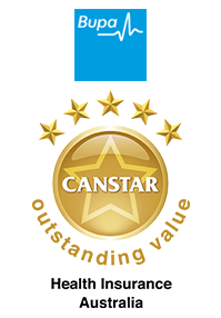 Bupa wins CANSTAR Outstanding Value Health Insurance