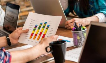 Online analytics can help small businesses target their advertising dollars
