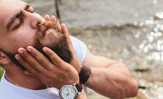 Grow out that mo for Decembeard: bowel cancer awareness