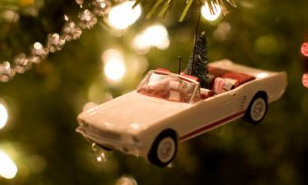 Christmas is a high risk time on the roads – here are some safe driving tips