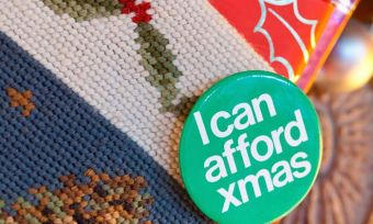 Getting a personal loan to pay off the Christmas spending