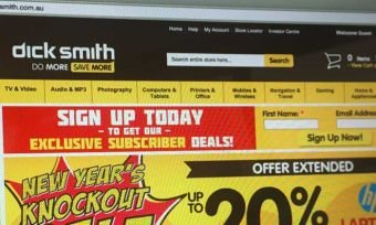 Can you get your money back from Dick Smith?