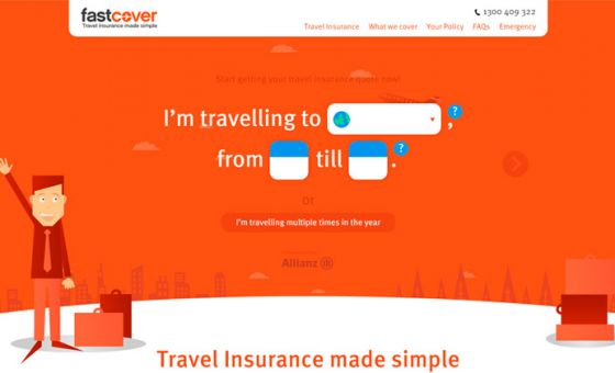 Fastcover launches new mobile-responsive website