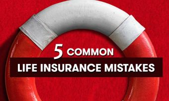 Some key findings about life insurance mistakes we make