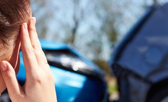 What emotions to expect after a car accident