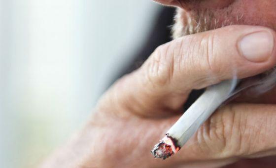 smoking danger hero