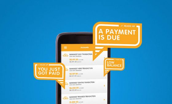 Bankwest wins Canstar Innovation Award for Easy Alerts