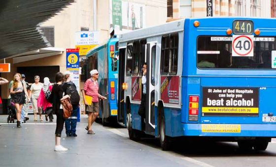Sydney will trial a new payment system in early 2017 which will allow commuters to catch transport using their credit or debit cards.