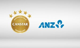 ANZ's Commercially and Residentially Secured Term Loans received 5-star ratings from CANSTAR in 2016 for Business Loans in our Term Loans profile.