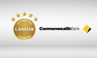CommBank's Residentially Secured Overdraft received a 5-star rating from CANSTAR in 2016 for Business Loans in our Overdraft profile.