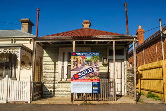 Property speculation and property booms