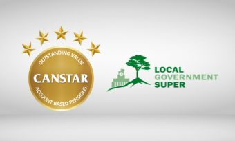 Local Government Super wins Canstar 5 star rating