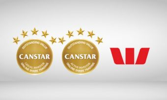 The Westpac online share trading platform received a 5-star rating from CANSTAR in 2016. Here's why.