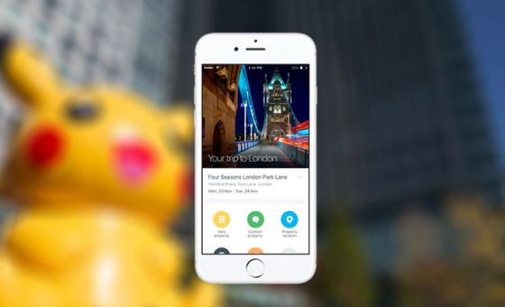 New Booking Experience App by Booking.com