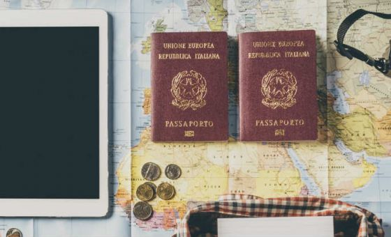 Things to do before you go overseas