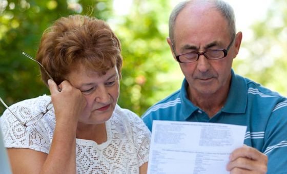 Baby boomers concerned about their finances