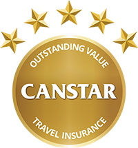 CANSTAR 2016 Outstanding Value Travel Insurance