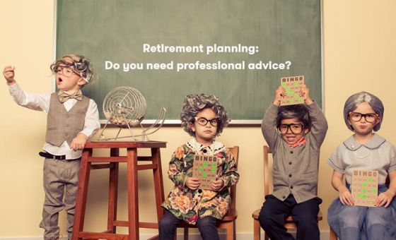 Do you really need professional advice on retirement