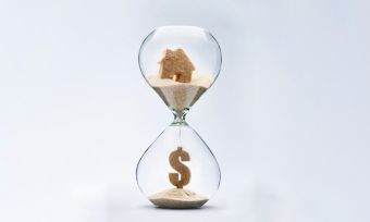 Cost of mortgage over time