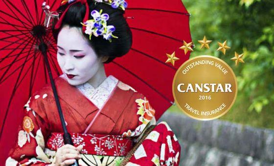 2016 Travel Insurance award winners