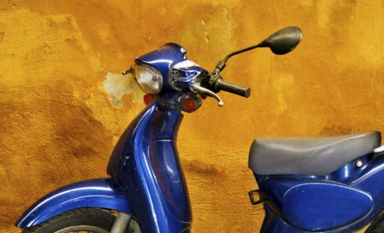 Scooter travel insurance