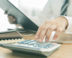 Business accounts cash managers