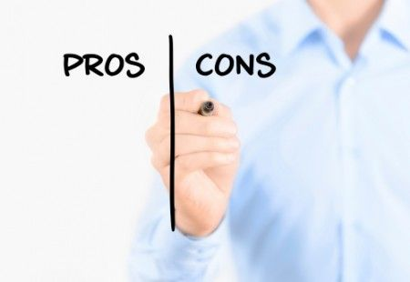 Pros and cons of Exchange Traded Funds