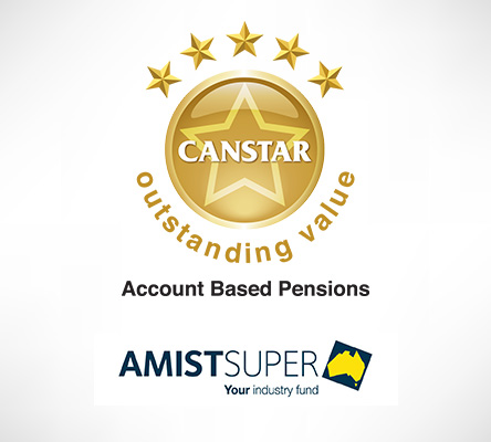 AMIST Super wins CANSTAR Outstanding Value award