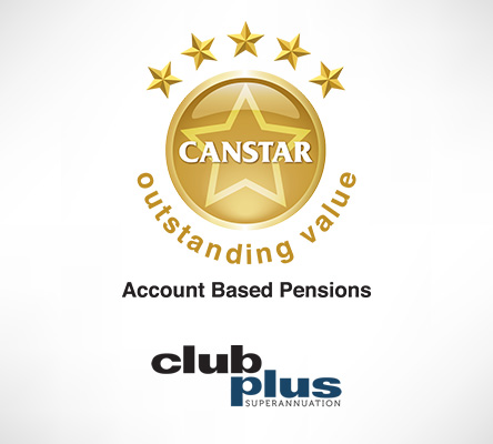 Club Plus Super wins CANSTAR Outstanding Value award