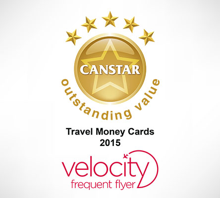 Virgin Velocity Global Wallet wins CANSTAR outstanding value