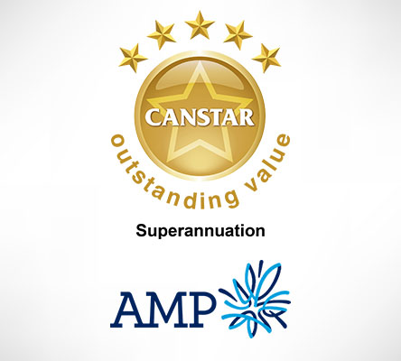 Amp flexible lifetime super investment options fees and charges