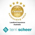 Terri Scheer wins CANSTAR Landlord Insurance award