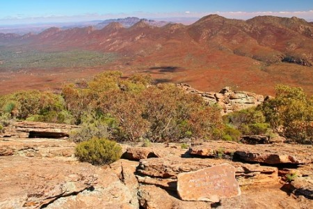 Flinders Ranges National Park, SA