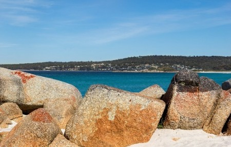 Bay of Fires Conservation Park, Tasmania