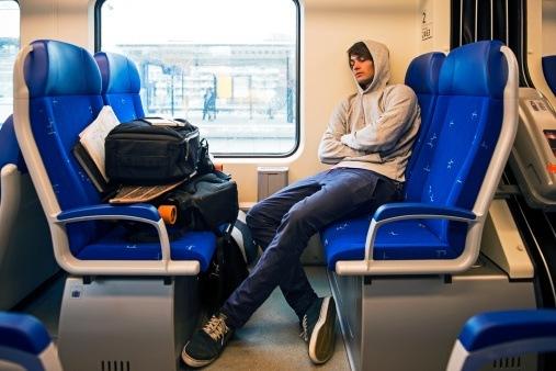 Train etiquitte