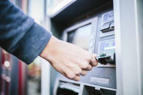 Acess Travel ATM Machines overseas