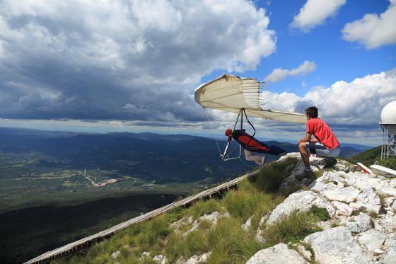 scenic Paragliding