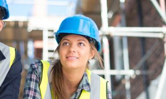 Young apprentices looking in the distance | Canstar
