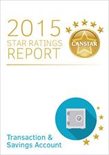Transaction and Savings Accounts Star Ratings 2015