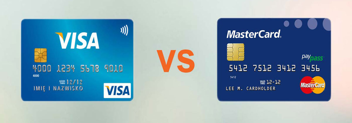 Visa Vs Mastercard Whats The Difference Between Visa Mastercard