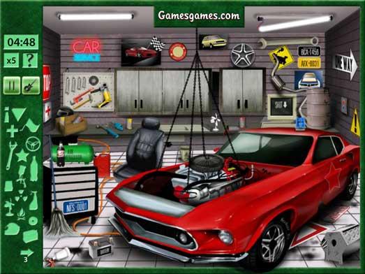Messy Car Service