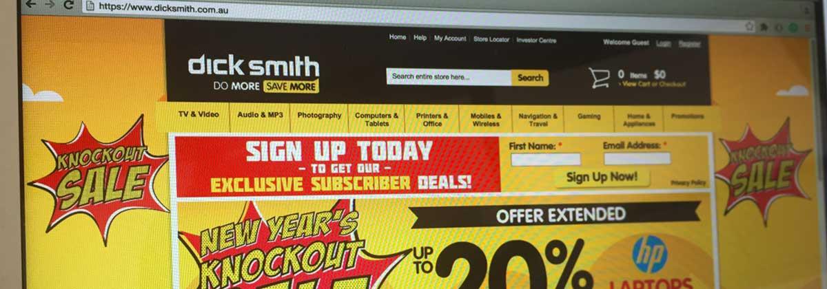 Dick Smiths Electronics