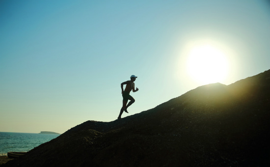 Who knew getting fit could be so picturesque?