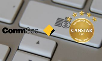 CommSec is one of the 2016 winners of CANSTAR's Award for Outstanding Value Margin Loans. Found out why CommSec's margin lending platform is a winning choice.