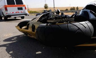 If you crash your motorbike, what will be your insurance excess?