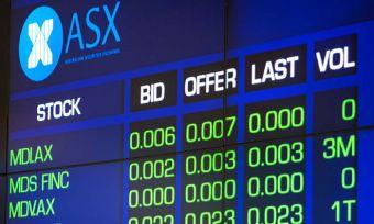 Australian sharemarket performance today
